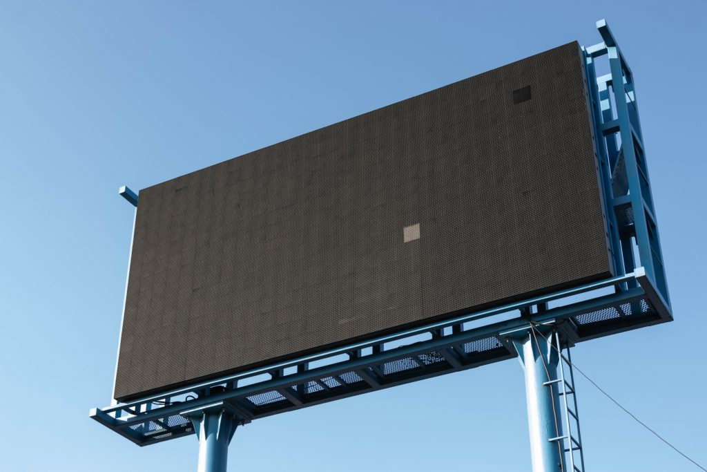 Billboard - Co-op advertising