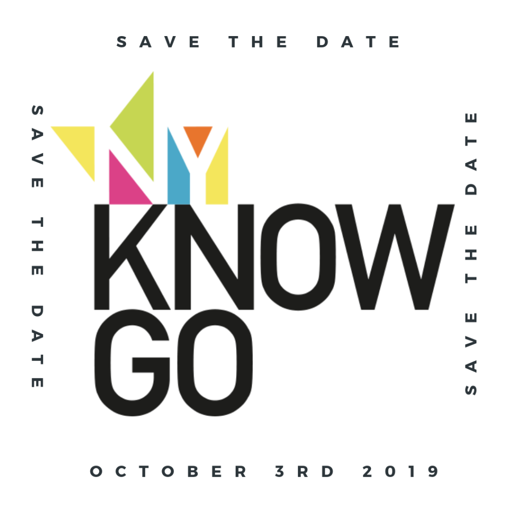 NY KnowGo Conference 2019